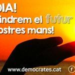 Bon dia! El #27S tindrem el futur a les nostres mans! @JuntsPelSi http://t.co/voRkYFJbEM