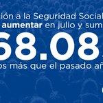 #FelizMartes ¡Baja el #paro! y crece la afiliación a la Seguridad Social. Seguimos creando #EmPPleo http://t.co/8eLFEdWwrk