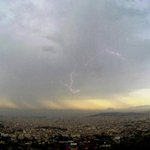 #tormenta esta mañana en #Barcelona 04/08 #324eltemps #tumeteo BCN http://t.co/vkuXjeLEJ9