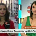 """Inés Arrimadas: """"Mas ha conseguido que no se hable del #paro y de las chapuzas de Cataluña"""" ► http://t.co/NJqOpuwuU1 http://t.co/oxbUOpKp7H"""