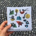 The new USE-IT #Ljubljana free map for young travellers is great & full of tips by locals: http://t.co/7mLtjkQnBC ???????? http://t.co/i8JOJP7TEX