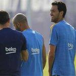 Mascherano, cuarto capitán del FC Barcelona #fcblive #fcb http://t.co/MYnNyuMYzB http://t.co/MPfNfL65ho