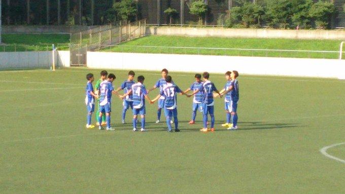 高校サッカー東京都 T2リーグ 試合終了 トリプレッタユース2-0大成高  トリプレッタユース、また是非見に行きたいチームです。 http://t.co/C4rpwLwRmI