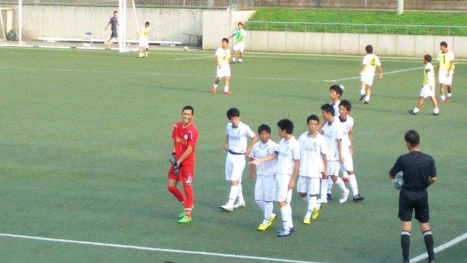 高校サッカー東京都 T2リーグ 試合終了 トリプレッタユース2-0大成高  大成高校の試合を見るのは、壮絶な戦いだったインターハイ予選、暁星高校戦以来だった。トリプレッタユースに押される時間帯も多かったが決定機も作った! http://t.co/SNXWuCysfL