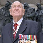 This is Les Munro, the last surviving member of the Dambusters. He passed away last night aged 96. RIP. http://t.co/2wvNDXkJde