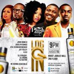 @Joselyn_Dumas will surely be there ...to #login with us at the #plushLounge this #August15 http://t.co/y5sirCwOQj