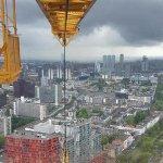 Kraanmachinist Ad fotografeert Rotterdam op grote hoogte http://t.co/lRdYUpsSds http://t.co/YCc6Z2W64q