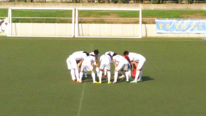 高校サッカー東京都 T2リーグ 試合終了 トリプレッタユース2-0大成高  大成高校、秋の選手権予選では確実に上位を狙える強豪チーム。 http://t.co/jBYpEUTidu