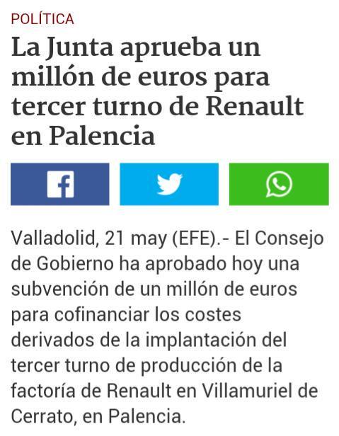@Albertomdp buscando info sobre el tercer turno q va a poner Renault-Palencia leí que http://t.co/TiGKbOPAyl