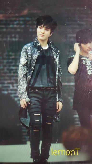 [PREVIEWS] 150804 The Show/Summer KPOP Festival Rehearsal - Sungjong [cr: lemonT] http://t.co/O4cvgcyvBZ