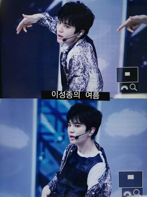 [PREVIEWS] 150804 The Show/Summer KPOP Festival Rehearsal - Sungjong [cr: monodrama, lemonT, 7inspired, 이성종의 여름] http://t.co/a2u7FJutJb