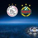 Kom vanavond in het rood-wit naar #Ajax - Rapid Wien! http://t.co/DfkJ9Zrm78 #UCL #ajarap