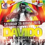 ZIMBABWE AUGUST 29TH SEE YOU THERE http://t.co/OSGGxfBW0w