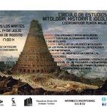 "Continúan Círculos de Estudios ""Mitología, Historia e Ideologías"" en la @OaxacaBpc, hoy a las 17horas #Oaxaca @GobOax http://t.co/kaY1lez4YP"