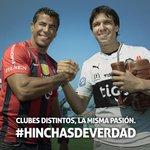 """""""Sumate compartiendo 1 foto con amigos de otros clubes. Demostrá q somos más los q amamos al fútbol"""" #HinchasDeVerdad http://t.co/DBgu2Yy7Un"""