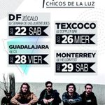 @astrosonidoespa | 28.AGO.15 | @C3Mexico | #Guadalajara #Musica #Eventos #Agenda #GroupieWannaBE http://t.co/RJJQoex5VR