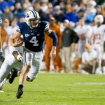 #BYUSN STAT OF THE DAY: Taysom Hill has 1 win against a P-5 school away from Provo. http://t.co/lOdWST0nK1 http://t.co/YjtABFktml