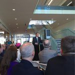 @MayorJohnLewis addressing the 200+ attendees at @sxugilbert grand opening. @GilbertYourTown http://t.co/GN2naAmptK