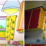 Calgary couple renovating kitchen to look like Marges from The Simpsons http://t.co/XmcP7mfbwr http://t.co/qsgSchDRz0