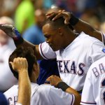 Adrian Beltre joins Bob Meusel, Babe Herman and Long John Reilly as the only players with 3 cycles in MLB history. http://t.co/D9as3EtqU0