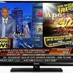 God has your Miracle ~ CatchTheFire @ City Sports Centre, Harare, Zimbabwe from 24 to 30 August with Ap. T Vutabwashe http://t.co/lh1p65QRRD