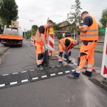 Gegen die Raser: Stadt #Köln macht Slalomstrecke Auenweg auch noch zur Buckelpiste: http://t.co/oea46IHqeM (ala, ch) http://t.co/Zy6InqO4BC
