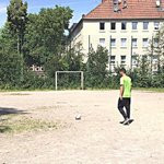 Home is where our story begins ... ⚽ #Childhood #MonkeyCage #Gelsenkirchen http://t.co/bH1rxJuRGV