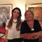 La señora Carrió tenía una personal ligada al narcotráfico haciendo una nota para Lanata en el living de su casa. http://t.co/P9ReIwI3iq