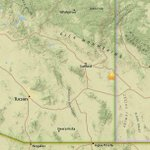 NEW: 3.2 #Earthquake on Arizona/New Mexico border, southeast of Safford, Arizona. http://t.co/nKtTqqCcFd #abc15 http://t.co/xKXj8cw3AI