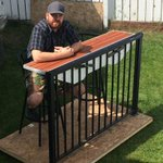 Calgary man creates Balcony Bar after his last beer plummets 10 storeys http://t.co/yghcfgtuNr #yyc #yycstartup http://t.co/Voq0eOMzX0
