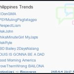 Congrats family you are all awesome ❤️ keep it going ha HBD Bailey 2DaysNalang http://t.co/tXI8oJH6Ke