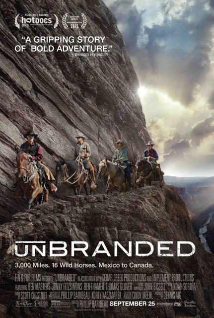 @UnbrandedFilm To Be Released In Theaters Nationwide (Watch the Movie Trailer!): http://t.co/uqUITDgDUY #horse #movie http://t.co/zaus7UqB0A