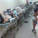Sabes porque DElía está internado en el Anchorena? Porque Scioli tiene sus Hospitales así. Relato vs Realidad . http://t.co/oQrekhCgIw