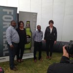Vido, Roux-Che, Sula and Elize at the #Windhoekdraught BoysIIMen concert announcement http://t.co/qnc7Mu3oGr