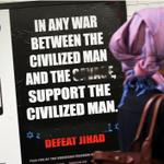 I New York är det förbjudet att göra politisk reklam i tunnelbanan. Borde Stockholm ta efter? https://t.co/Fg87vbZYX8 http://t.co/tsxPuLVUsS