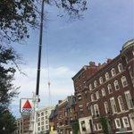 SwaySpa Citgo in #kenmoreSquare #boston has a pretty tall company today! universalhub http://t.co/Vd1oxnTaI0