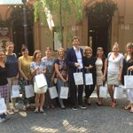 Our founder Stephen de Heinrich today with the @FSBudapest team after the Summer Workshop #spa #Budapest #skincare http://t.co/7qp0RFSHZ7