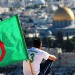فلسطين الحبيبة قضية كل جزائري.. هذا ما فُطرنا عليه فلسطين في قلب كل جزائري..  #فلسطين_قضيتي يتصدر الترند الجزائري http://t.co/hhFDh8GiTN
