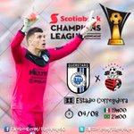 Hoy es el día de nuestro debut en la Champions League CONCACAF. Hoje é nossa estreia na Champions League CONCACAF. http://t.co/mNaAfqRqQ0
