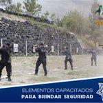 Elementos capacitados para brindar seguridad #Oaxaca @GabinoCue @GobOax @VictorAlonso13 @Policia_GobOax http://t.co/GMGQuhtOQy