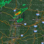 Severe Thunderstorm WARNING issued for parts of Worcester county until 1:45 p.m. Live radar: http://t.co/CNtQUNuxra http://t.co/Oqc452Psmg