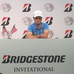 Bridgestone Invitational tee times: Jordan Spieth and Zach Johnson paired. http://t.co/w3h41vQjxe @clevelanddotcom http://t.co/g3ArHXOSAl