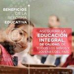 La #ReformaEducativa los niños y jóvenes estaran mas preparados @SMJNacional @ONMPRICoahuila @Boreque @DavilaEleana http://t.co/D6Ou1ZPL7Q
