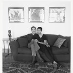 The Obamas, Chicago, 1996. Photograph by Mariana Cook. Happy Birthday Mr. President! http://t.co/E5Zrj1uFkl