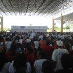 Se hace entrega de tarjetas @Prospera_MX a familias beneficiarias de Pinotepa #Oaxaca @GabinoCue @JuanCLastiri http://t.co/2OnblFjiF2