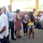 .@Rosario_Robles_encabeza la entrega de apoyos de diversos programas sociales en Pinotepa Nacional, #Oaxaca http://t.co/EsGI07vlu9