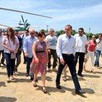 En #PinotepaNacional arriba el Gobernador @GabinoCue y la Secretaria @Rosario_Robles_ #Costa #Oaxaca #Gira #Trabajo http://t.co/7Wt6Fe8M5O