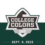 #CollegeColors Day is a month away. Remind America what #SpartansWill means. Wear your Green & White! @collegecolors http://t.co/arMd4nvcc8