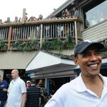 The Obamas return to Martha's Vineyard for vacation this Saturday: http://t.co/uZt57QCjYx http://t.co/HK1hk8X0rn
