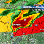 TORNADO WARNING issued for Worcester, Middlesex Counties until 2:30 p.m. Radar: http://t.co/CNtQUNuxra http://t.co/r7Y8njPBaE